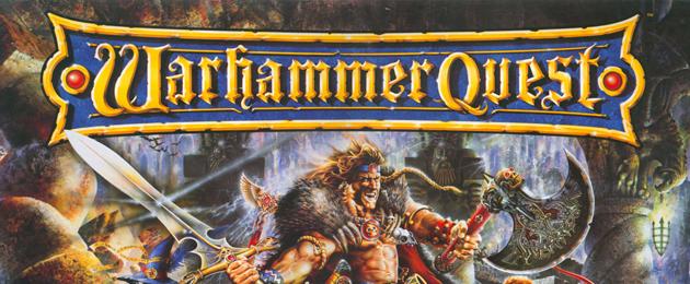 Critique du Jeu de cartes : Warhammer Quest : le jeu d'aventure
