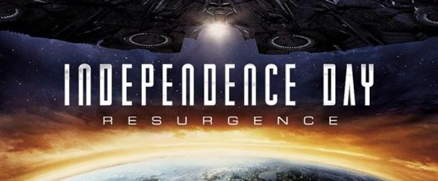 Critique du Film : Independence Day Resurgence