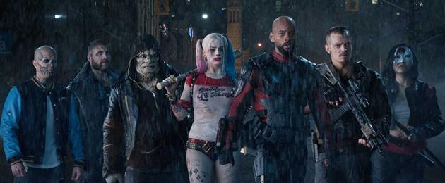 Critique du Film : Suicide Squad