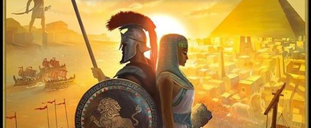 Critique du Jeu de cartes : 7 wonders duel