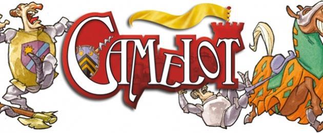 Critique du Jeu de cartes : Camelot édition 2016