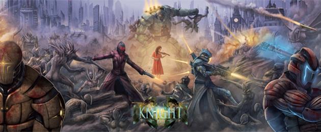 Critique du Jeu de rôle : Knight