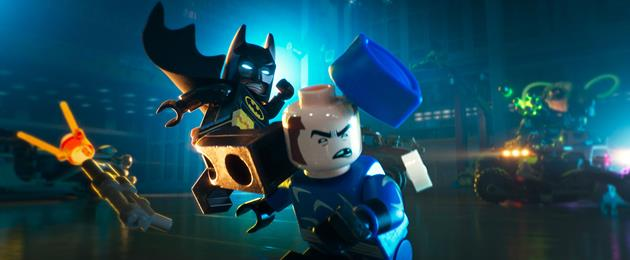 Critique du Film d'animation : Lego Batman, le film