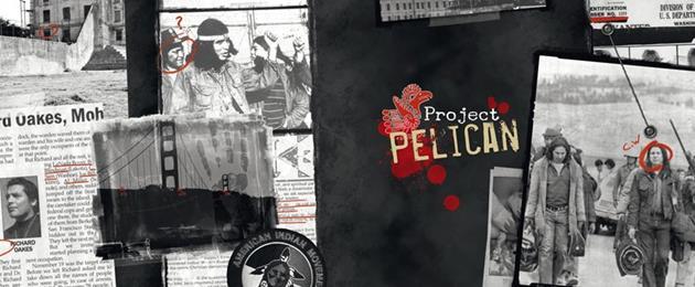 Critique du Jeu de rôle : Project : PELICAN 2ème édition : Ecran du MJ