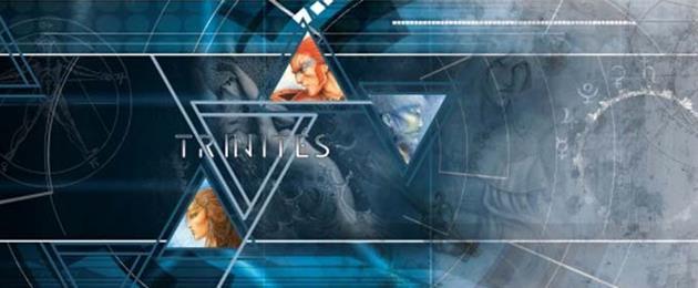 Critique du Jeu de rôle : Trinités 2ème édition : Les Forces des Ténèbres