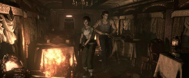 Critique du Jeu Vidéo : Resident Evil 0