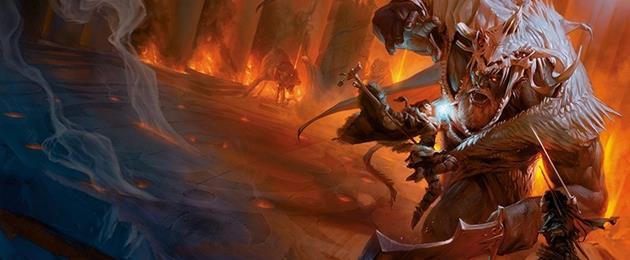 Critique du Jeu de rôle : Dungeons & Dragons 5ème édition
