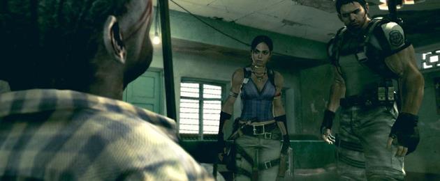 Critique du Jeu Vidéo : Resident Evil 5