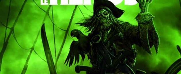 Critique du Livre-jeu : Le Pirate de l'Au-delà