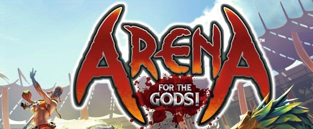 Critique du Jeu de société : Arena : For the Gods !