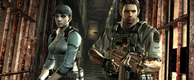 Critique du Jeu Vidéo : Resident Evil 5 : Perdu dans les cauchemars - PS3