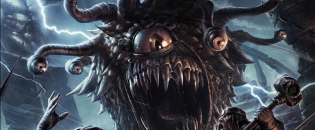 Critique du Jeu de rôle : Dungeons & Dragons 5ème édition : Monster Manual