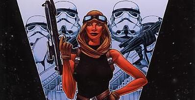 Critique de la Bande Dessinée : L'Héritier de l'Empire : La Croisade Noire du Jedi Fou : L'Heritier de l'Empire. Volume 1 - Album