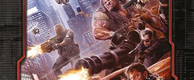 Critique du Jeu de rôle : Shadowrun 5ème édition : Boite d'initiation
