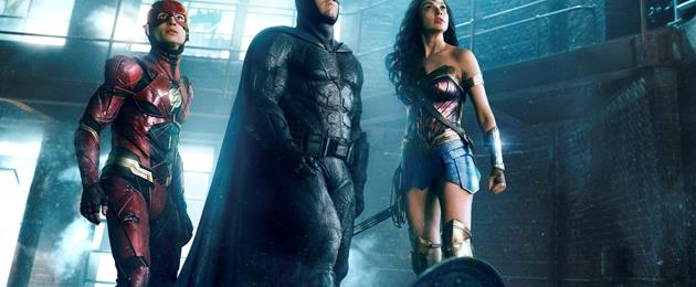 Critique du Film : Justice League