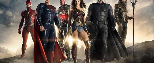 Critique du Film : Justice League