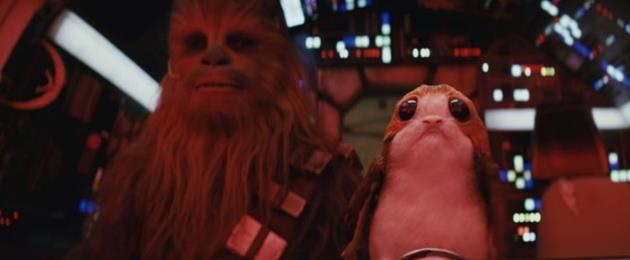 Critique du Film : Les Derniers Jedi