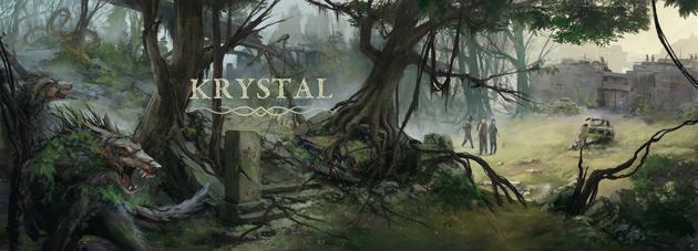 Critique du Jeu de rôle : Krystal