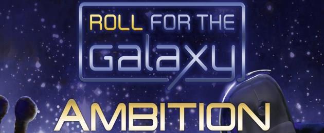 Critique du Jeu de société : Roll for the Galaxy : Ambition