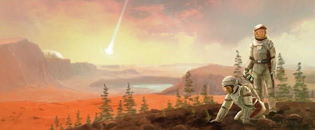 Critique du Jeu de société : Terraforming Mars