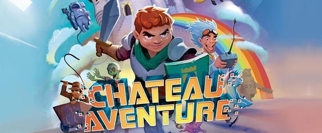 Critique du Jeu de rôle : Château Aventure