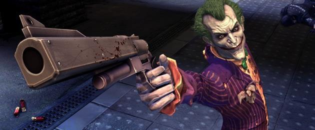 Critique du Jeu Vidéo : Batman : Arkham Asylum