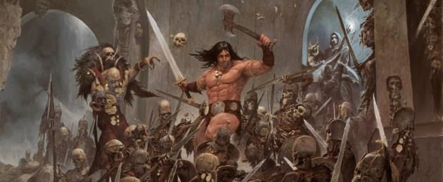 Critique du Jeu de société : Conan