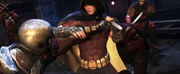 Critique du Jeu Vidéo : Batman Arkham City : Harley Quinn's Revenge