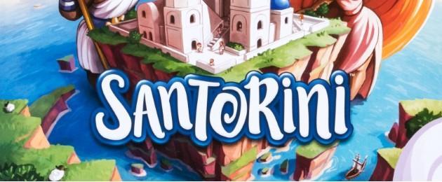 Critique du Jeu de société : Santorini