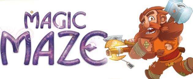 Critique du Jeu de société : Magic Maze
