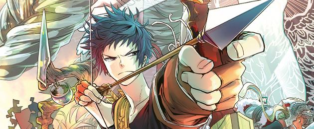 Critique du Manga : Final Fantasy Lost Stranger - Tome 1