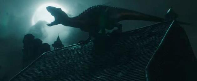 Critique du Film : Jurassic World : Fallen Kingdom