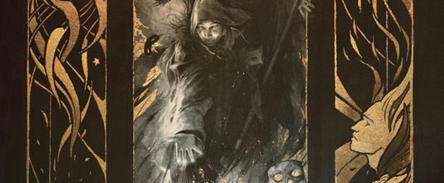 Critique du Jeu de rôle : Les Ombres d'Esteren : Manuel de la Lune noire