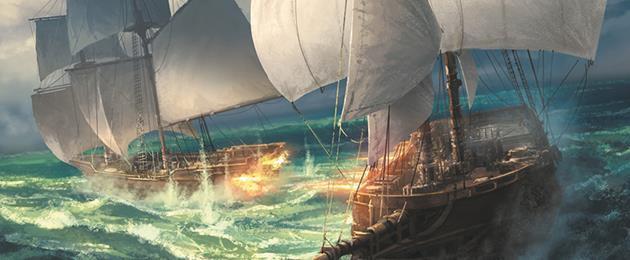 Critique du Jeu de rôle : 7e mer : Nations Pirates