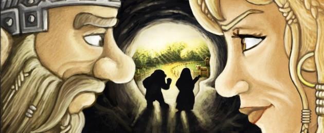 Critique du Jeu de société : Caverna : caverne Vs caverne