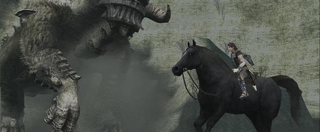 Critique du Jeu Vidéo : Shadow of the Colossus