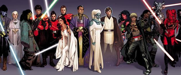 Star Wars Legacy - Saison 1