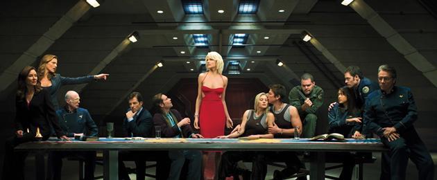 Battlestar Galactica, la série TV de 1978 à 2008