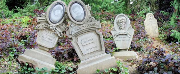 Le cimetière de Boot Hill