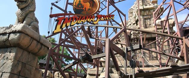Indiana Jones et le Temple du Péril [à l'envers]