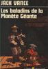 Les baladins de la Planète Géante : Le Masque Science Fiction Format Poche - Editions du Masque