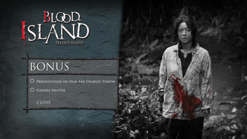 Blood Island bonus
