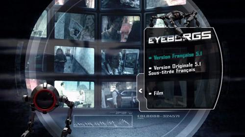 Eyeborgs menu audio