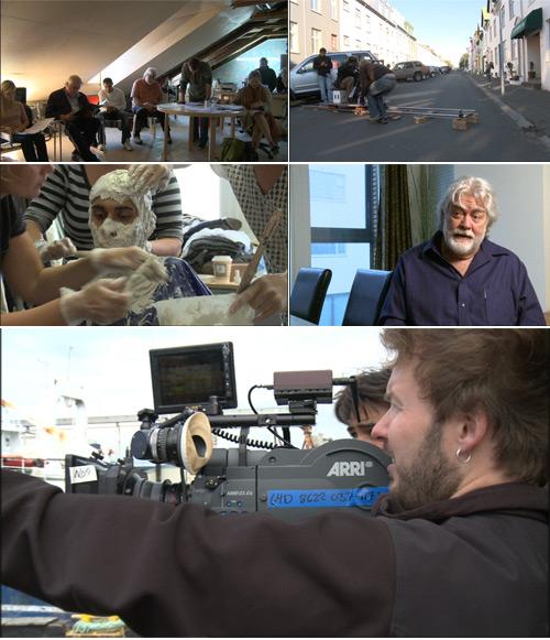 Making of Harpoon