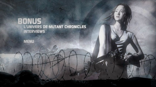Mutants Chroncles bonus