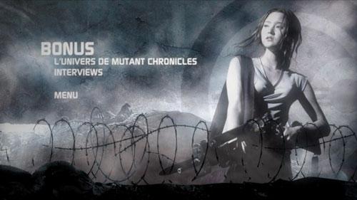 Mutants Chroncles bonus