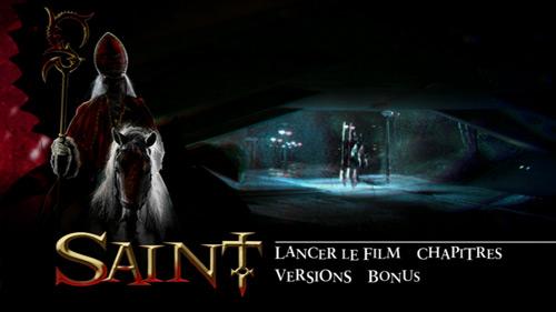 Menu DVD Saint