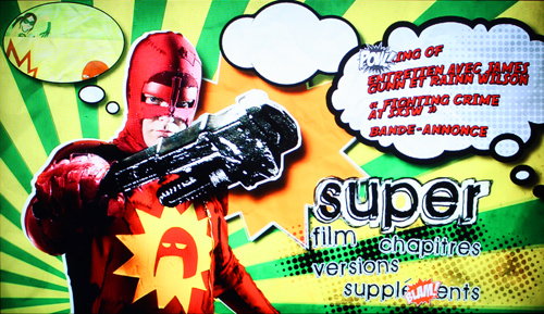 Super menu Blu-ray