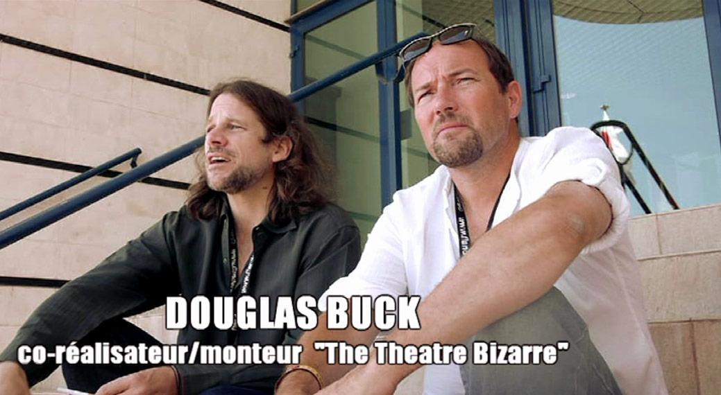 Douglas Buck et Fabrice Lambot