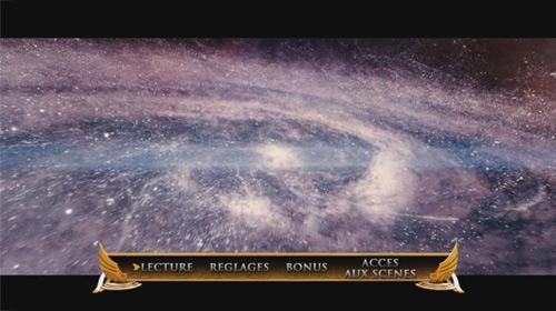Thor Menu DVD
